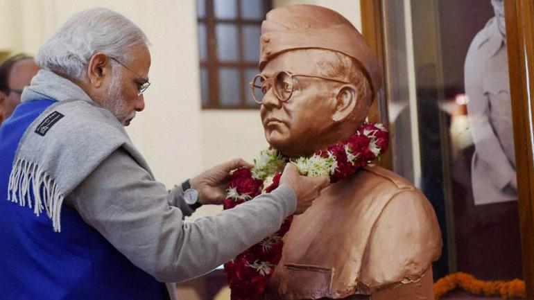 narendra-modi-inaugurates-bose-museum-at-red-fort