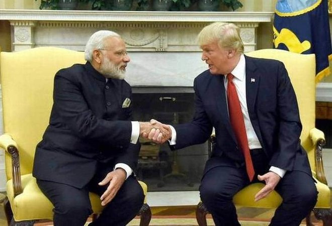 us-president-trump-and-pm-modi-discuss-afghanistan