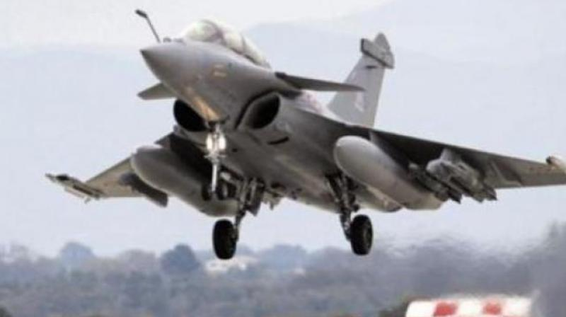 iaf-to-induct-first-rafale-jet-on-sept-19-rajnath