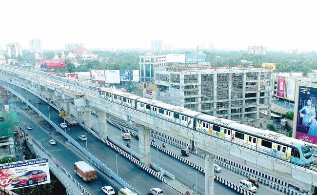 kochi-metro-gets-green-light-from-commissioner