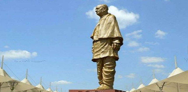 pm-modi-to-unveil-sardar-patel-statue-on-october-31