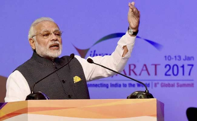 pm-modi-to-open-gujarat-investor-summit-meet-foreign-leaders