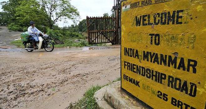 india-myanmar-land-border-crossing-pact-comes-into-force