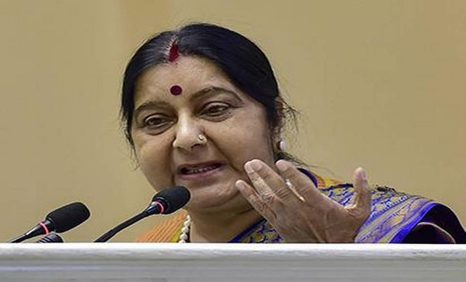 sushma-asks-us-for-iran-oil-import-waiver
